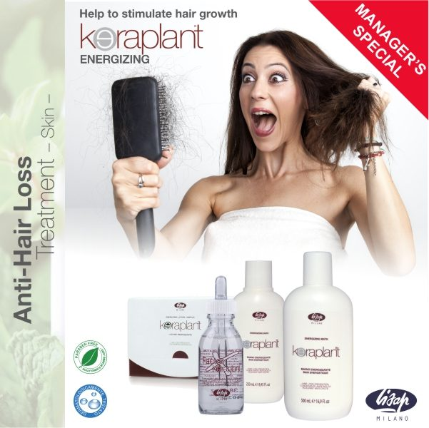 Keraplat Energizing Anti Hair Loss