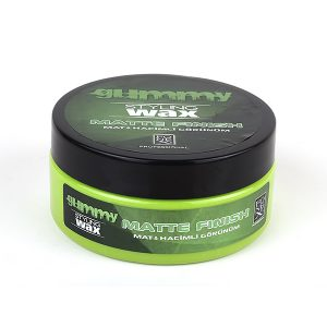 Gummy Styling Wax Matte Finish