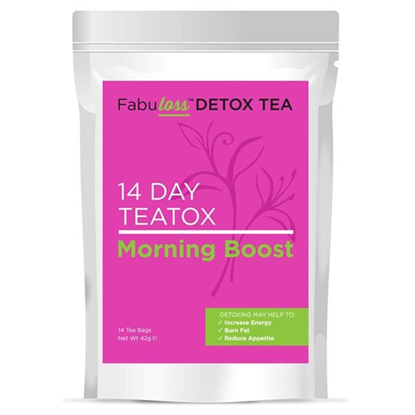 fabuloss detox tea