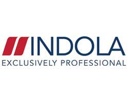 The Hair and Beauty Company, indola-excliusively-professional-logo