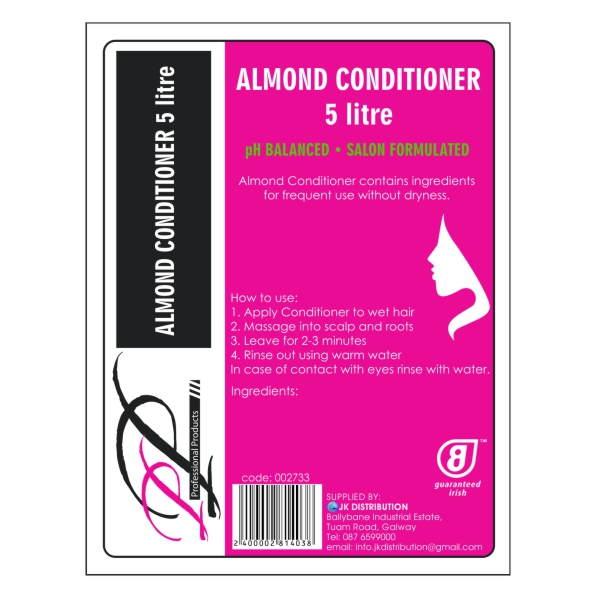 Professional Products Conditioner 5 litre