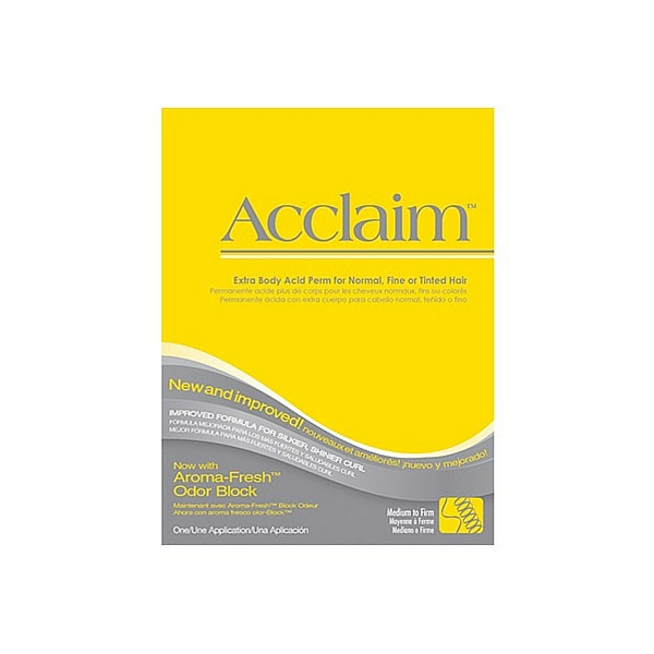 Zotos Acclaim Extra Body Acid Perm