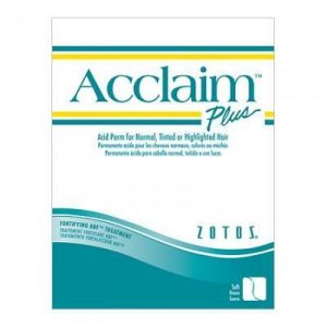 Acclaim Permanent Plus Norm/tint