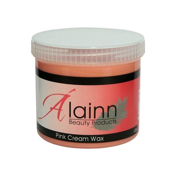 Alainn Cream Wax Pink