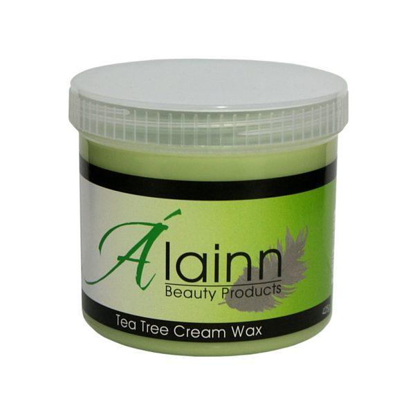 Alainn Cream Wax Tea Tree