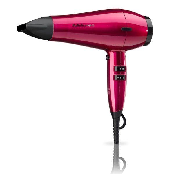 BaByliss Spectrum Hot Pink Hair Dryer