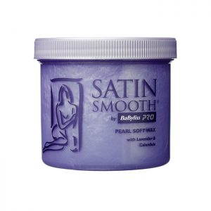 BaByliss Satin Smooth Pearl Soft Wax Lavender & Calendula