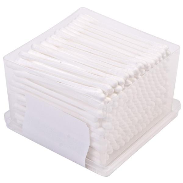 Cotton Buds Plastic Steam
