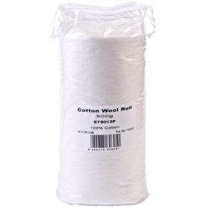 Cotton Wool Roll 500g