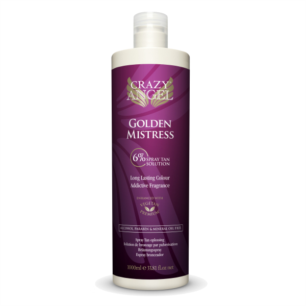 Crazy Angel Golden Mistress (6% DHA) Salon Spray