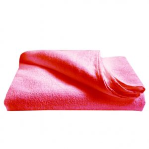 Crown Red Towel