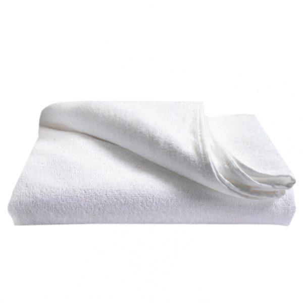 Crown White Towel