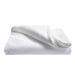 Crown Face Towel White