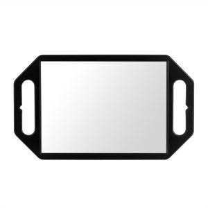 Eurostil Black Square Mirror