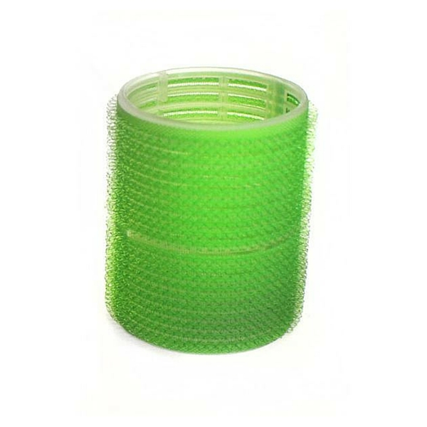 Green velcro Rollers 40mm