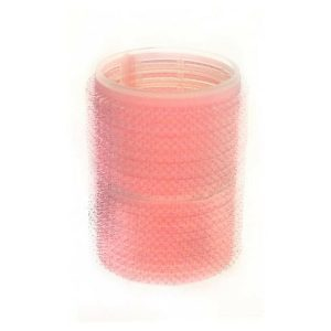 Pink Velcro Rollers 6pk 24mm