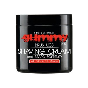 Gummy Shaving Cream