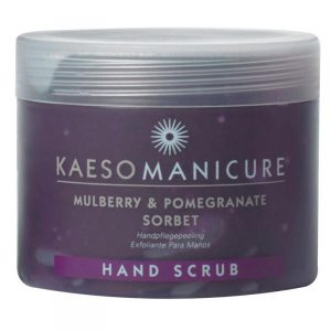 Kaeso Mulberry and Pomogranate Sorbet Hand Scrub
