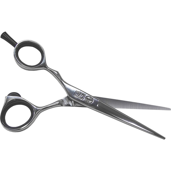 Left Handed DMI Black 5.5 inch Scissors