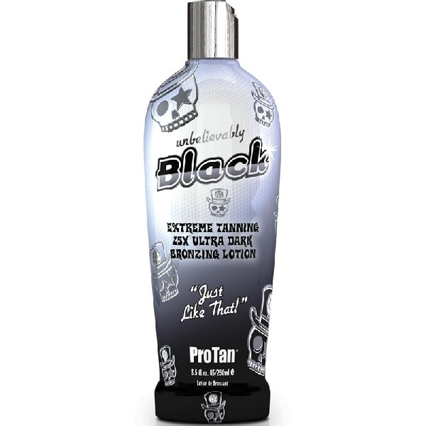 Pro Tan Unbelievably Black 250ml