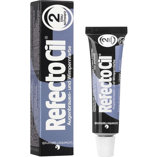 RefectoCil Eyelash Tint Blue Black