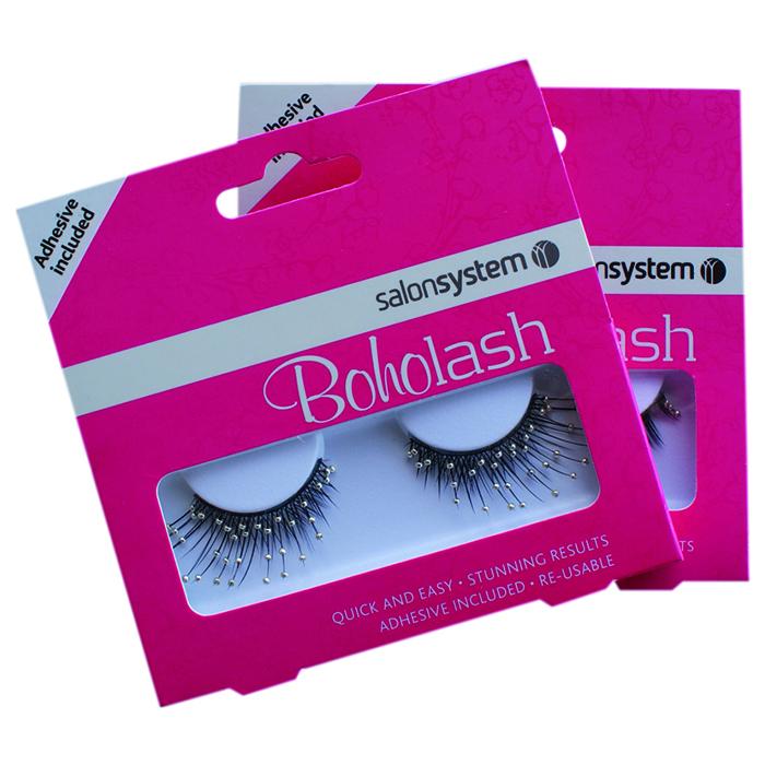 Salon System Boholash Eyelash Strips The Hair And Beauty Company