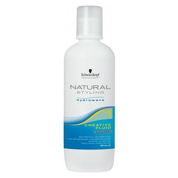 Schwarzkopf Natural Styling Creative Fluid 1