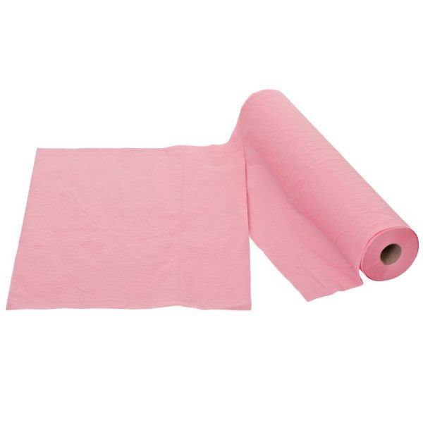 Single Pink 20 inch Couch Roll