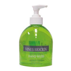 Vines Biocrin Anti-bacterial Hand Wash 250ml