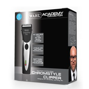 Wahl Academy Chromestyle Clipper