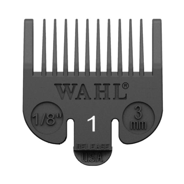 Wahl Attachment Guide Comb 1 Black