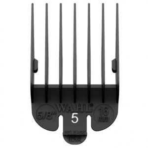Wahl Attachment Guide Comb 5 Black