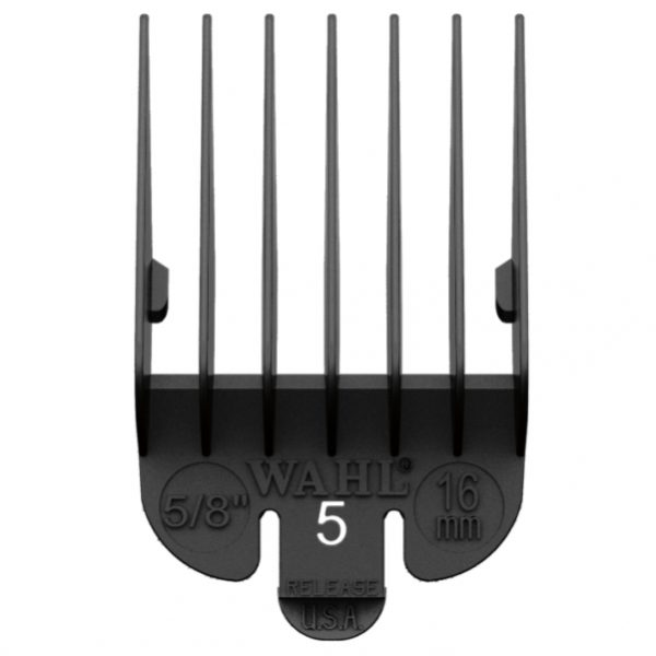 Wahl Attachment Guide Comb #5 Black