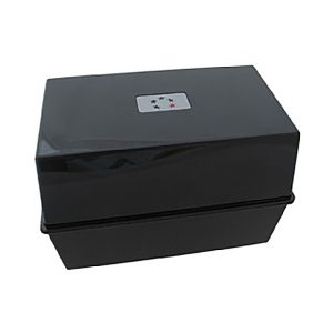Customer Record Card Box