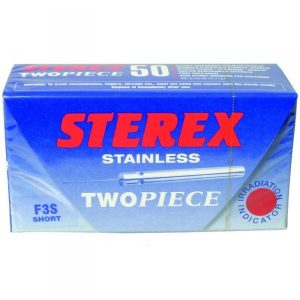Sterex Stainless Steel Two Piece