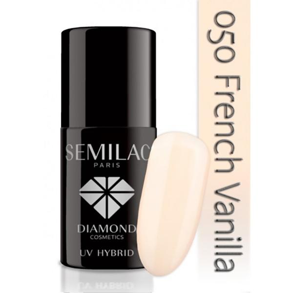 UV Hybrid Semilac French Vanilla