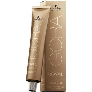Igora Royal Absolutes Hair Colour Range