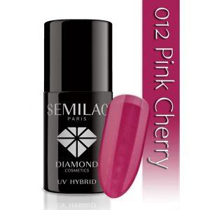UV Hybrid Semilac Pink Cherry