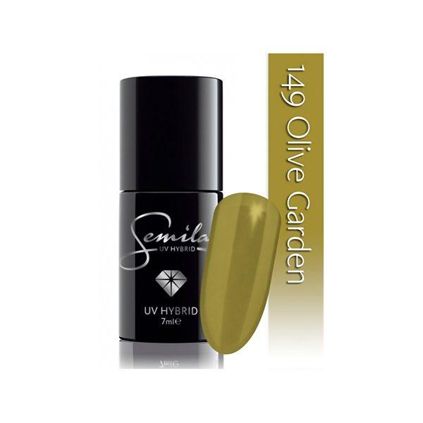 Semilac UV Hybrid Olive Garden