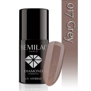 UV Hybrid Semilac Grey