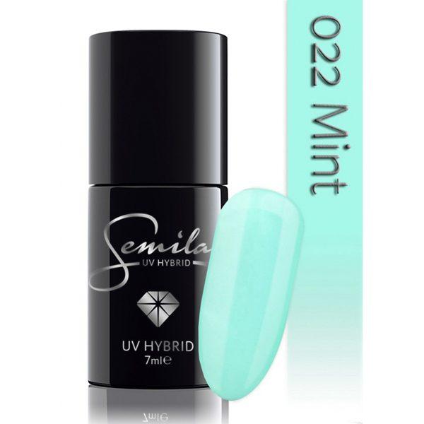 UV Hybrid Semilac Mint 022