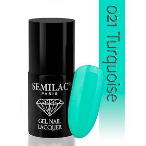 UV Hybrid Semilac Turquoise