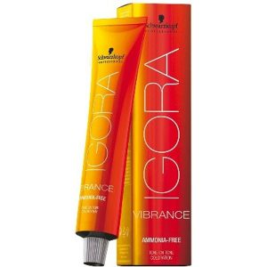 Igora Vibrance Demi-Permanent Hair Colour