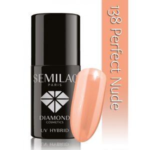 UV Hybrid Semilac Perfect Nude