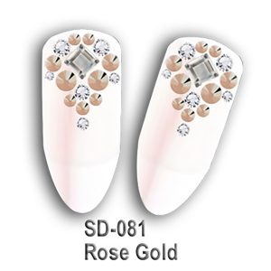 Crystal Culture SD 81 Rose Gold