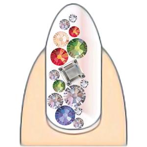 Crystal Culture SD 97 Aurora Color Cluster