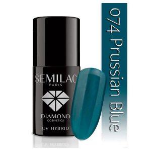UV Hybrid Semilac Prussian Blue