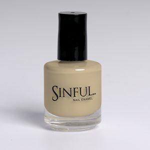 Sinful Nail Polish naked