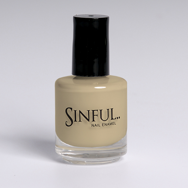 Sinful Nail Polish Naked | The Hair And Beauty Company