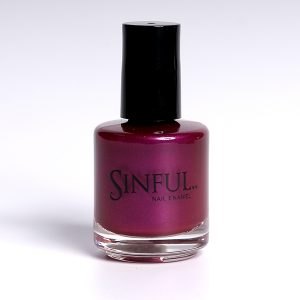 Sinful Nail Polish secret